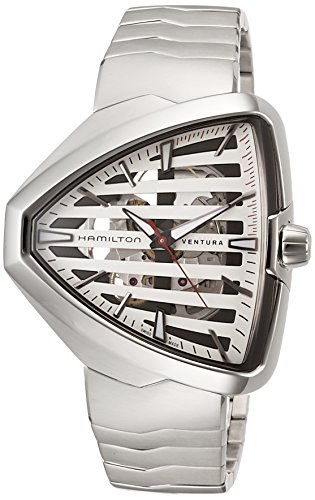 Hamilton Ventura elvis80 Skeleton h24555181 Homme Montre Automatique