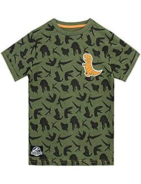 Jurassic World Camiseta Para Niño Dinosaurios
