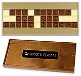 ICH WOLLTE NUR MAL DANKE SAGEN - Schokoladenbotschaft