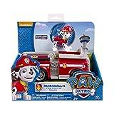 PAW Patrol 6026052 - Marshall Feuerwehrfahrzeug und Figur (Basic Vehicle)