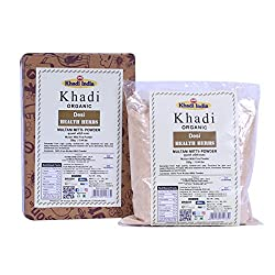 Khadi 100% Natural Multani Mitti Powder - 200 GM