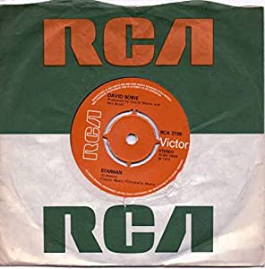 "Starman / Suffragette City [7"" Vinyl]"