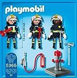 PLAYMOBIL 5366 - Feuerwehr-Team für PLAYMOBIL 5366 - Feuerwehr-Team