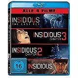 Insidious 1-4 (exklusiv bei Amazon.de) [Blu-ray]