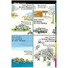 Coffret Sempé 1997, 4 volumes