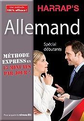 Harrap's Méthode express Allemand livre
