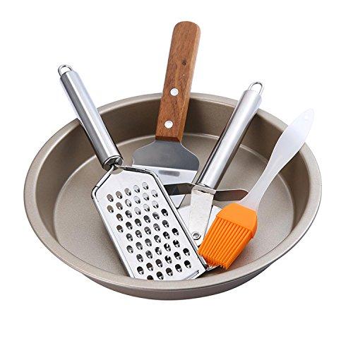 niceEshop(TM) Pizza Baking Utensils,Kitchen Pizza Baking Supplies Set