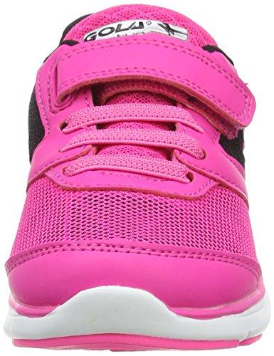 silver Pink black Outdoor pink Mädchen Gola Fitnessschuhe Geno qzwxvSH