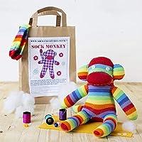 Sock Monkey Craft Kit