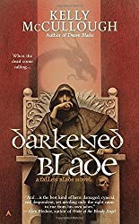Darkened Blade: A Fallen Blade Novel by Kelly McCullough (2015-04-28)
