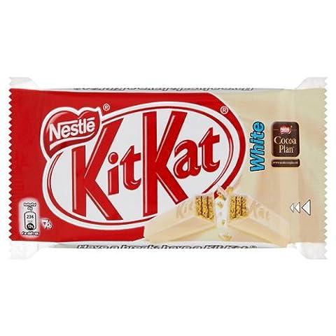Kit Kat 4 Finger White 45g (Packung 24)