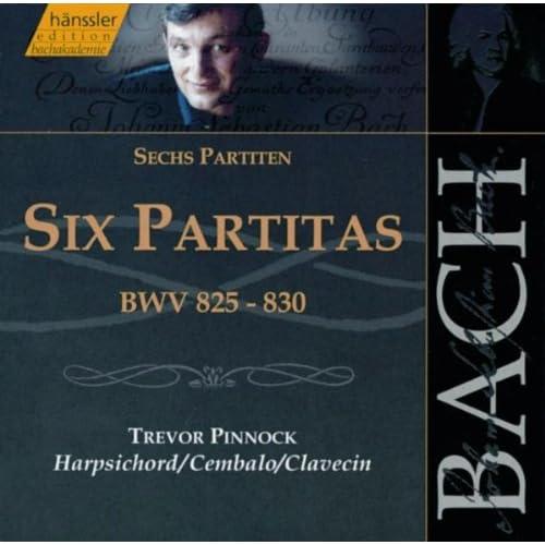Harpsichord Partita No. 6 in E Minor, BWV 830: V. Sarabande