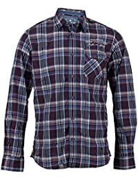 Tom Tailor Herren Freizeithemd 2029054.00.10 ray peached check shirt