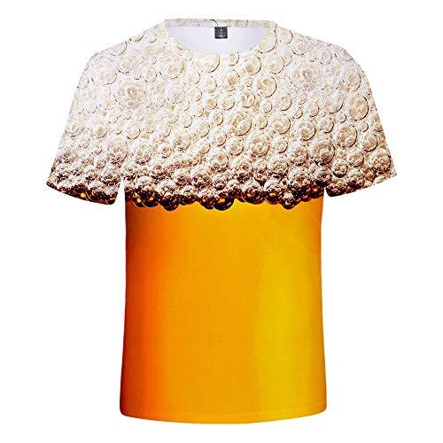 Helm Long Sleeve Tee (T-Shirt Bier Herren,Longzjhd Unisex T-Shirt 3D Drucken Sommer Beiläufige Bluse  Grafik Tank Top Herren T-Shirt Bier Festival Muskelshirt O-Ausschnitt Kurzarm Tops)