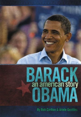 Barack Obama: An American Story: The Unlikely Story of Barack Obama (Invert)
