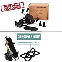 AOW ATTRACTIVE OFFER WORLD X-Grip Fast Bike Mobile Charger & Phone Holder Verson 2 for Suzuki Slingshot Plus