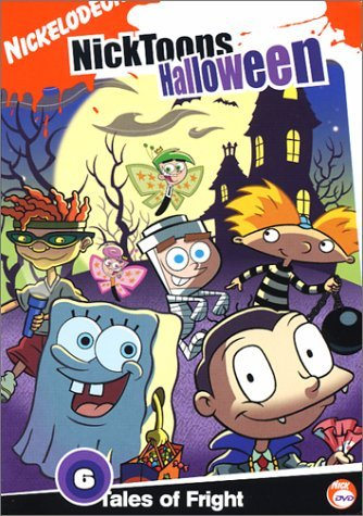 Nicktoons - Halloween - Tales of - Halloween Dvds