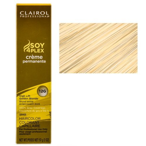 Clairol Blonde Lift (Clairol Professional Permanent 12G High Lift Golden Blonde by Clairol)