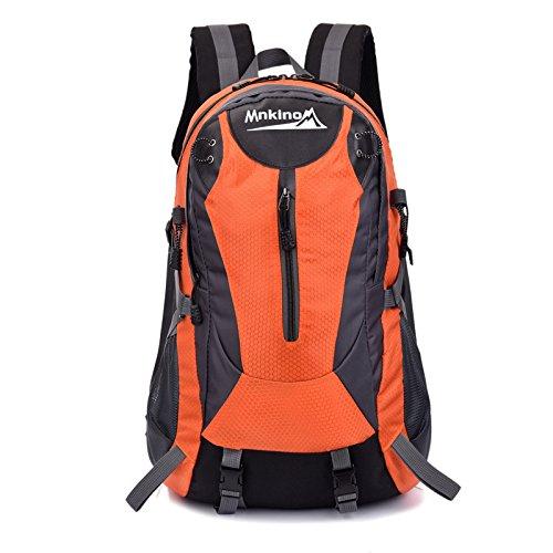 freizeitaktivitäten im freien sporttasche, in der tasche mit großer kapazität verdoppeln tasche rucksack tragen mode - tasche B