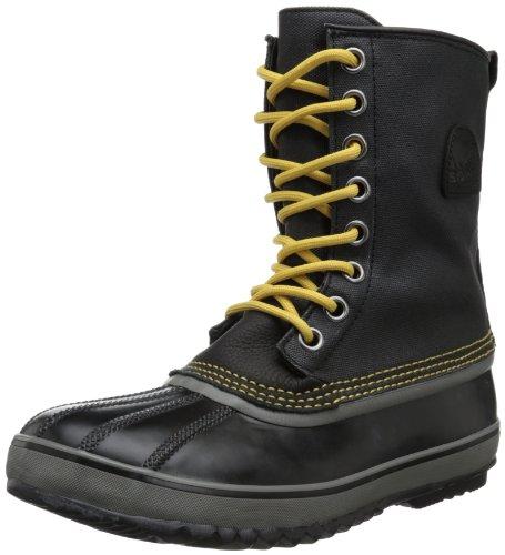 Herren De Sorel 1964Premium T CVS Warm gefütterte Classic Boots lang Länge, schwarz - Black - Black Sautrene - Größe: 41