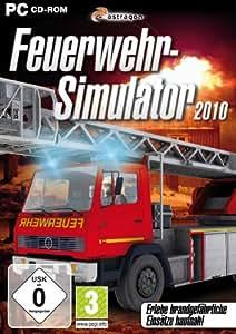 Feuerwehr-Simulator 2010 [Import Allemand]