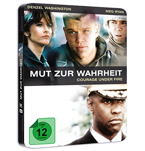 Mut Zur Wahrheit - Steel Edition/Collector's Edition [Blu-ray]