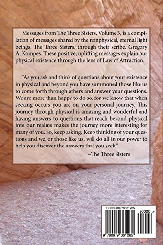 Messages from The Three Sisters: Volume 3