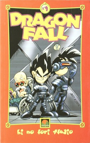 Dragon fall 9 (Shonen Manga)
