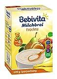 Bebivita Milchbrei Frucht, 1er Pack (1 x 600 g)
