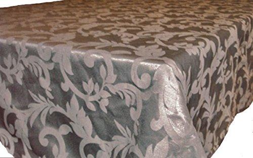 Mantel ANTIMANCHAS, marrón chocolate, gran calidad, hecho en Portugal. (150x200cm)