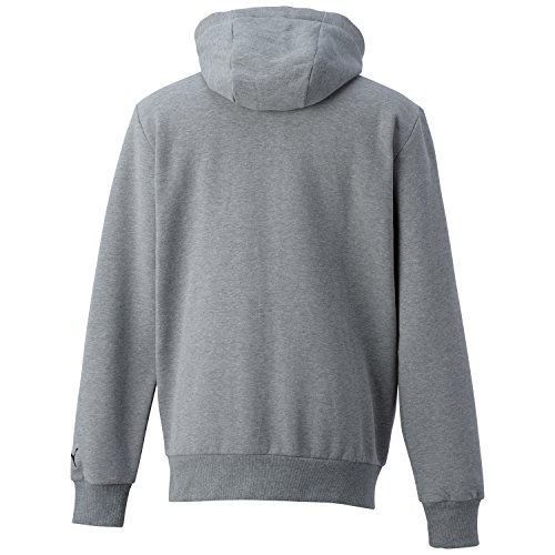 PUMA Herren Jacke AFC Full Zip Hoody Medium Gray Heather