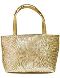 KionStyle Snake Pattern Women Handbag
