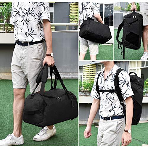 NEWHEY Sporttasche schwarz Funktionen