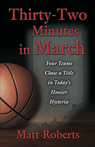 Thirty-Two Minutes in March (English Edition) por Matt Roberts