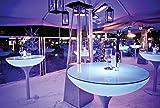 Gartentisch Lounge 105 LED Accu Outdoor