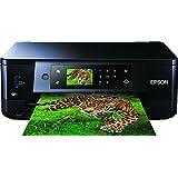 Epson Expression Premium XP-640 - Impresora multifunción (WiFi, inyección de tinta, 1200 x 2400 DPI), color negro