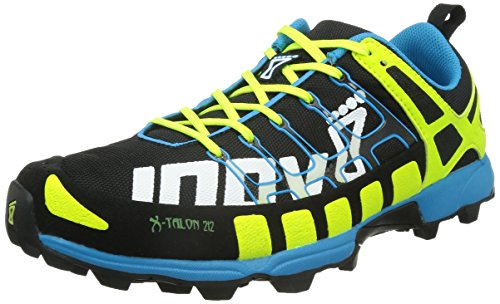 inov-8 X-Talon 212 - Zapatillas trail running - amarillo/negro Talla 4