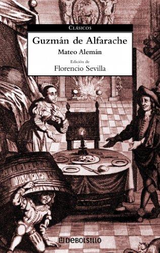 Guzmán de Alfarache (CLASICOS) por Mateo Aleman