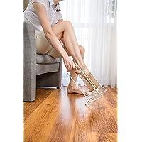 Pflegehome24® Strumpfanzieher Strumpfanziehhilfe für Kompressionsstrümpfe