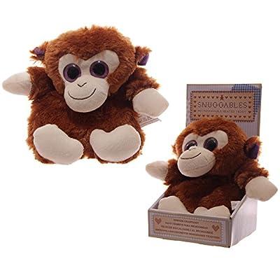 Cute Monkey Design Snuggables Microwavable Warmer