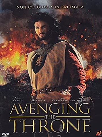 Avenging the throne [Import anglais]