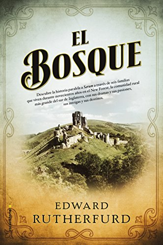 El bosque (Best seller / Histórica) por Edward Rutherfurd