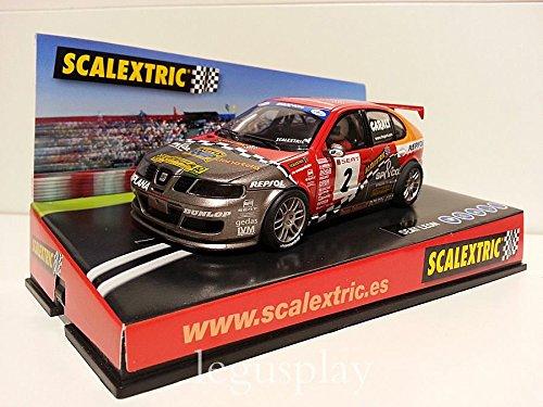 SCX Slot Scalextric 6133 Seat León Scalextric Caralt