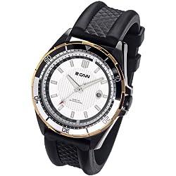 2 Can Professional Timepieces Royal Legend SP1603D CH Men's Adjustable Bezel