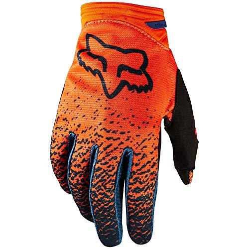 Fox Gloves Lady Dirtpaw, Grey/Orange, Größe L