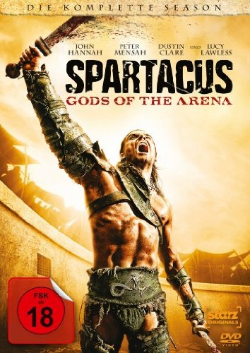 Bild von Spartacus: Gods of the Arena - Die komplette Season [3 DVDs]