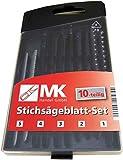 Stichsägeblätter 10 Stück Sägeblatt Stichsäge Säge Holz, Stahl, Alu für z.B. Bosch, Makita, Metabo