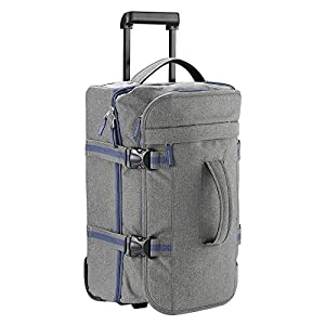 Marseille trolley bag - Lightweight Luggage IATA Cabin Approved OK 55x35x20cm | Flight Approved trolley hand luggage