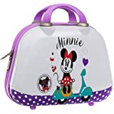 Disney Minnie Vespa Neceser ABS, Color Morado, 11.55 Litros