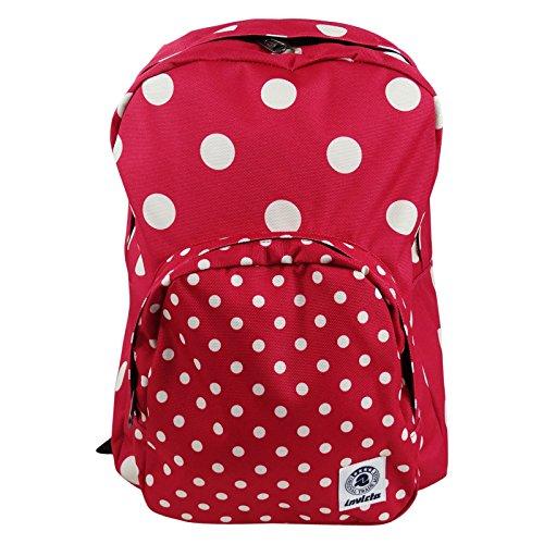 <span class='b_prefix'></span> Invicta Ollie Fantasy Backpack Daypack Travel Bag Freetime Pink